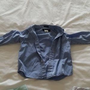 J crew boys dress shirt
